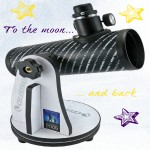Win a Celestron Telescope 76 in time for Christmas