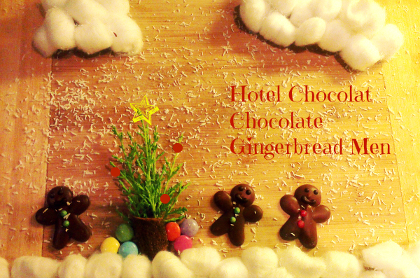 Review Hotel Chocolat Chocolate Gingerbread Men