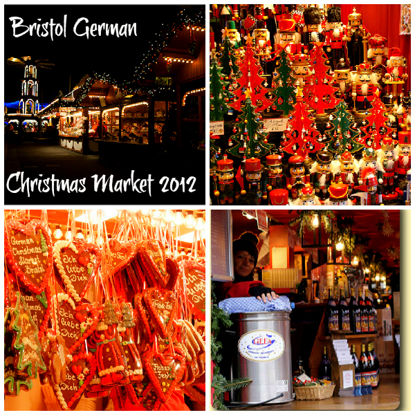 things to do at bristol Christmas market