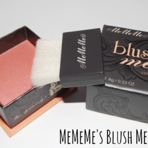 Mother's Day Gift Guide: MeMeMe Cosmetics Naturally Nude Set – Review and Competition