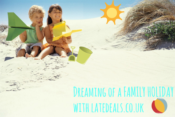 family holidays last minute deals with latedeals.co.uk