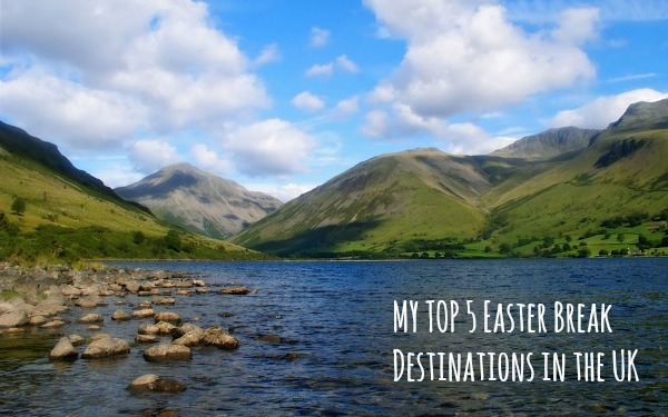 lake district top holiday destinations in the uk easter breaks uk