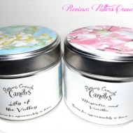 Review: Potters Crouch Candles – Lily of the Valley & Magnolia and Vanilla