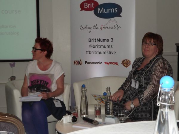 BritMums Live 2013 Mammasaurus Blog and Mummy Barrow Epic Buggers