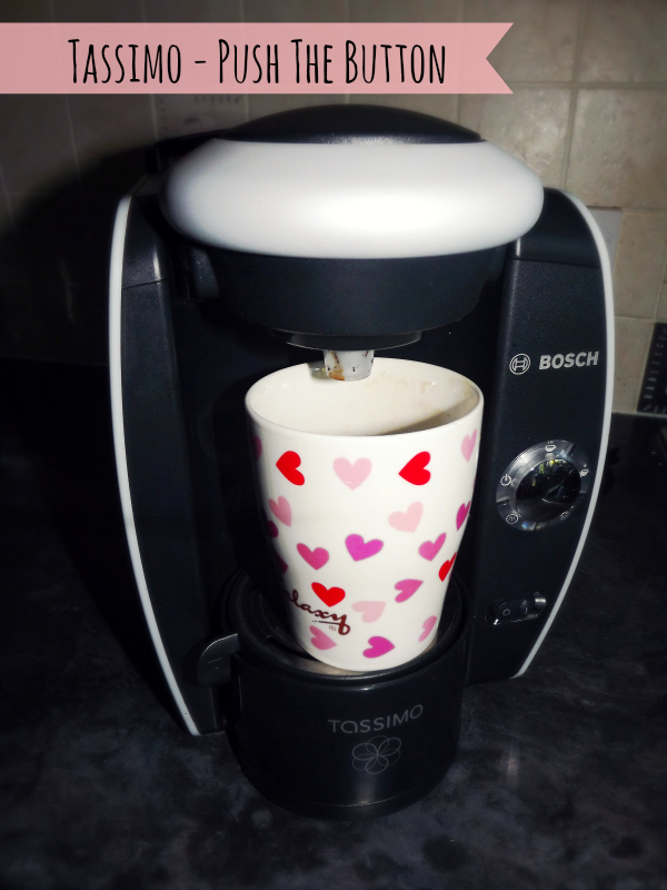 tassimo t40 coffee maker