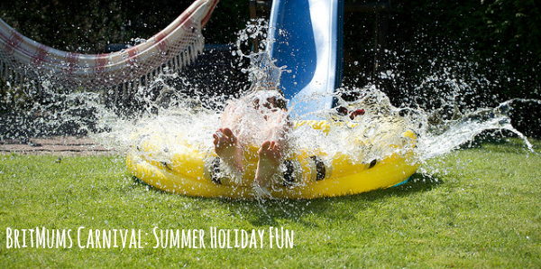 BritMums Carnival summer holiday fun