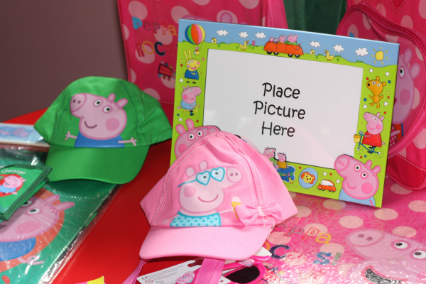Peppa Pig World Merchandise