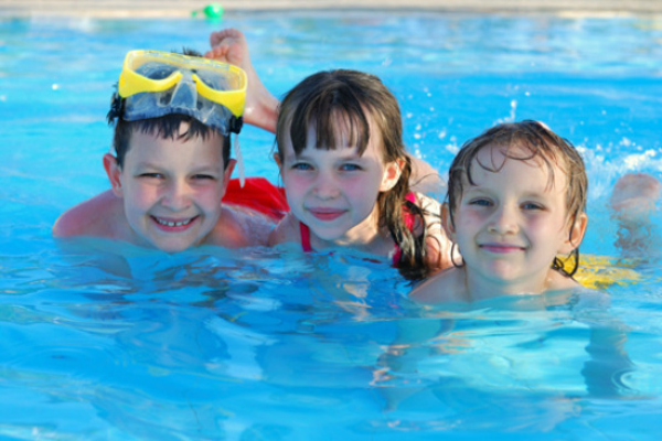 swimming party ideas for kids parties