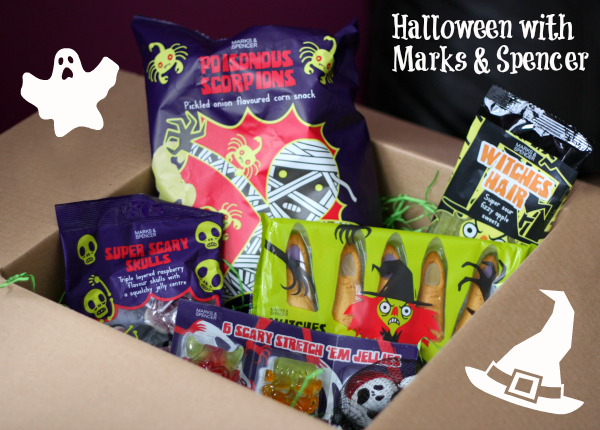 Halloween with Marks & Spencer