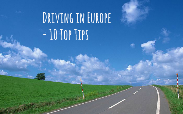 driving in europe