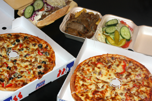 just eat takeaway review bristol pizza and kebab