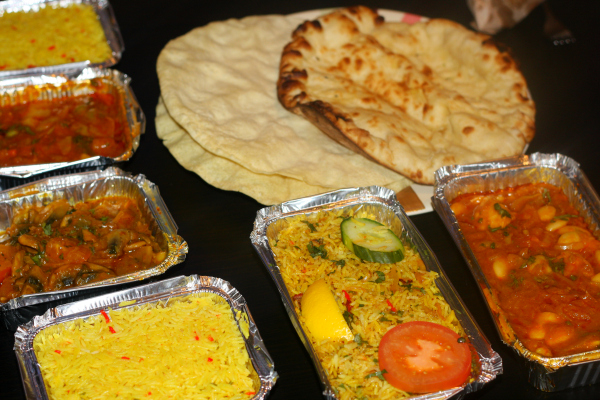 Indian Food Delivery Near