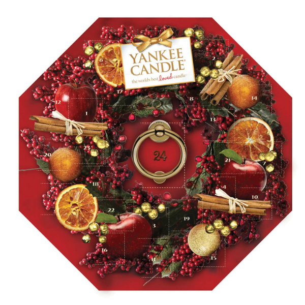 yankee candle advent calendar 2013