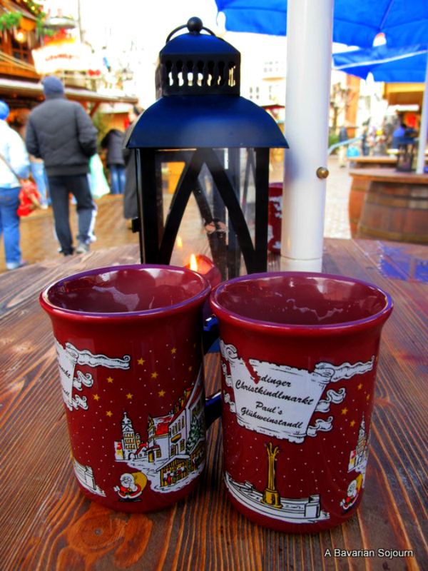 Day 1 Blogger Advent Calendar: German Christmas Markets - Mummy Alarm