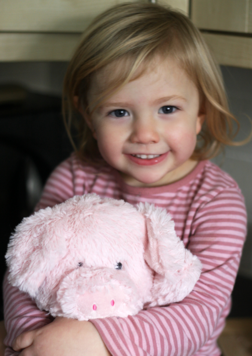 Debenhams Secret Santa Piglet loves Piglet