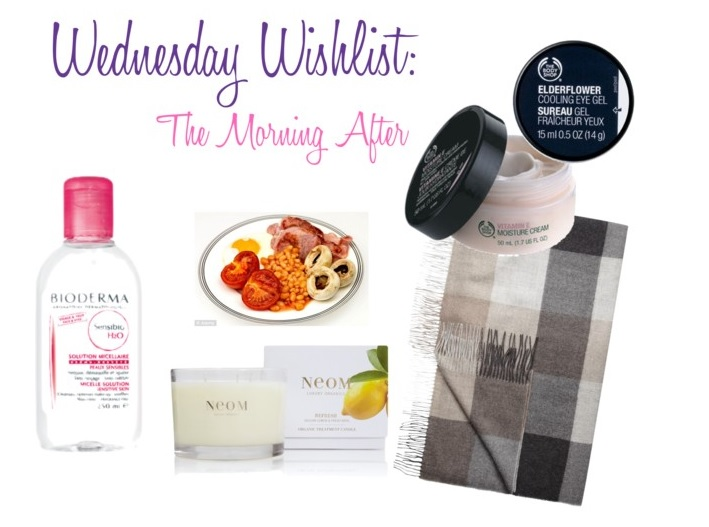 Wednesday Wishlist The Morning After