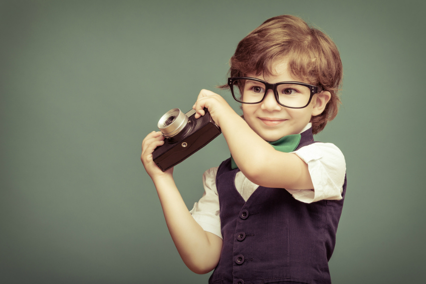 How to dress your child for a professional photo shoot