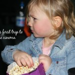 Magic Moments: Amy's first trip to the cinema