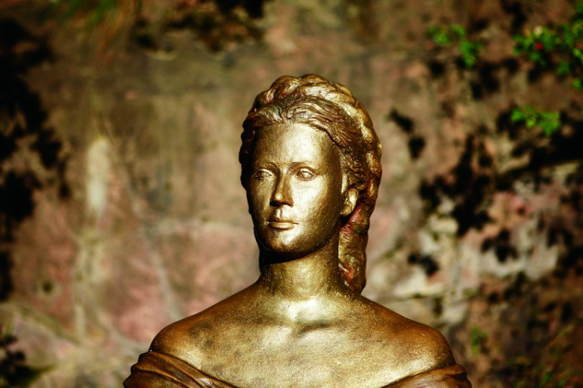 road trip through Italy with stop in the Italian Alpes Trauttmansdorf Castle Sissi Empress Elisabeth