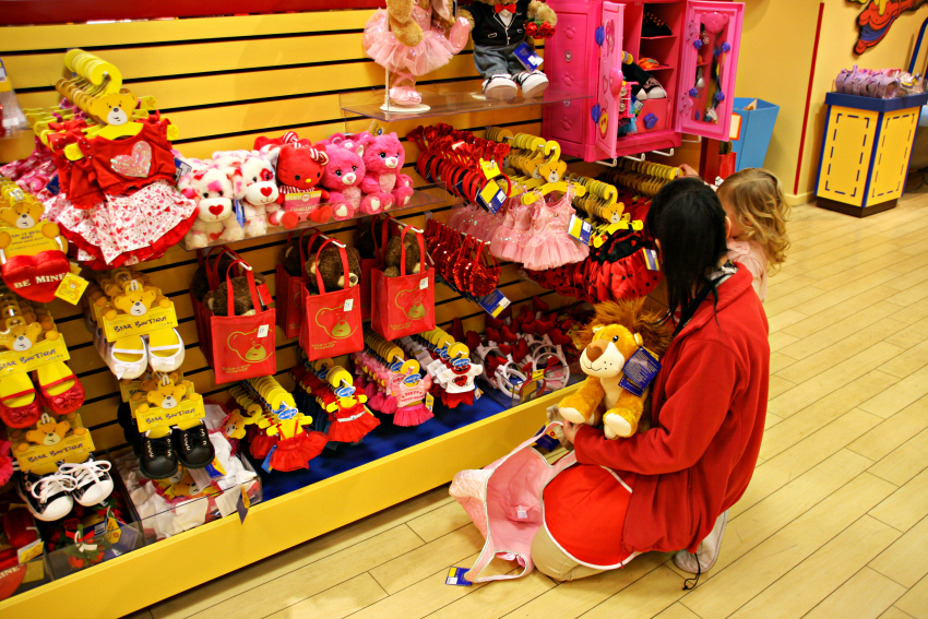 build a bear valentines day bristol galleries