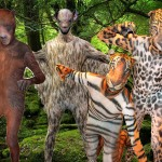 Win an animal morphsuit for children – World Book Day