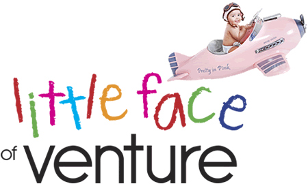Little Face of Venture modelling contest for children