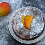 Mango Polenta Cake – When Italy meets the Caribbean