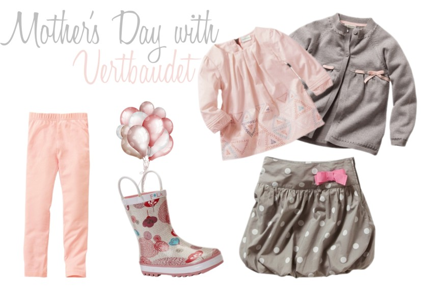 mother's day with vertbaudet
