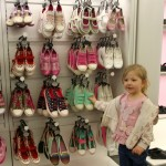 Clarks Shoes for girls – Amy adds to her shoe collection
