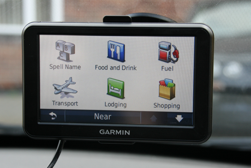 Garmin nuvi 50 sat nav review 1