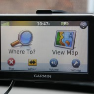 Garmin Nuvi 50 – never get lost again