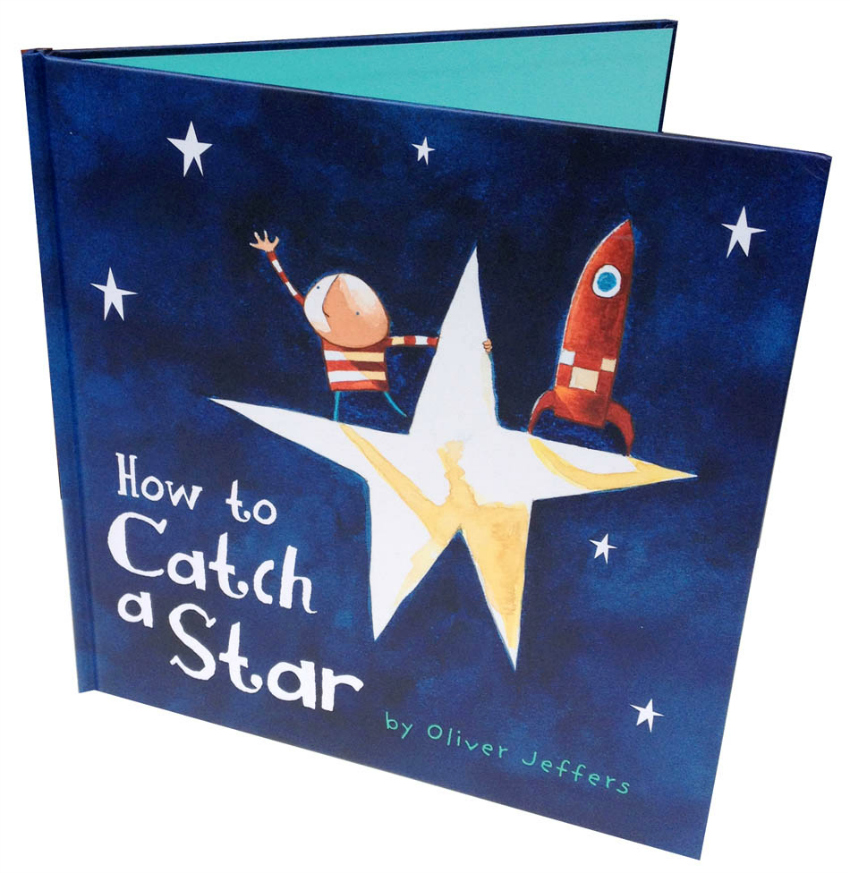 how to catch a star oliver jeffers
