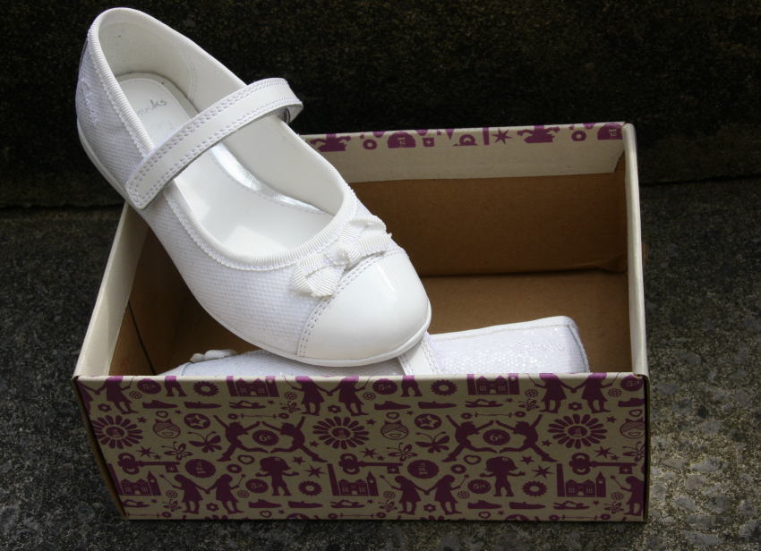 party shoes for girls from clarks