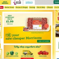 A bank holiday weekend with Morrisons