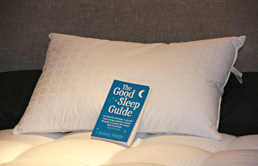 The Good Sleep Guide by sleep expert Sammy Margo