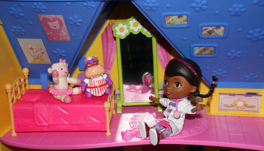 Doc Is In Clinic Doc McStuffins Clinic Disney