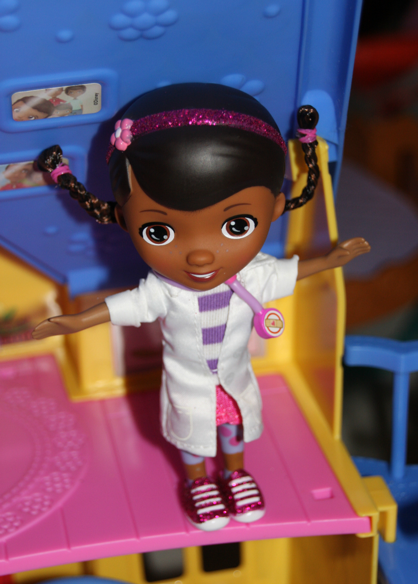 Doc McStuffins Clinic Doc Is In Clinic Doc Mc Stuffins Disney