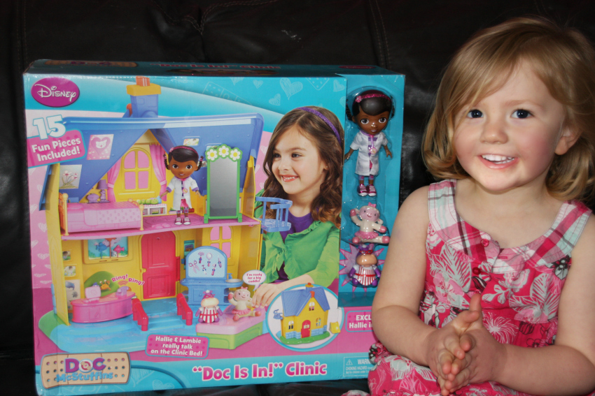 Doc McStuffins Clinic Doc Is In Clinics from Disney