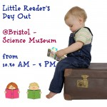 Little Readers' Day Out – celebrate reading with children at @Bristol