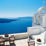 Santorini style – minimalistic and unique