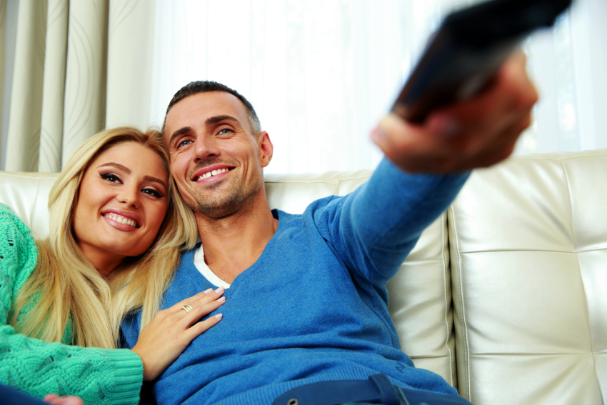 first-time buy essentials a tv for romantic evenings