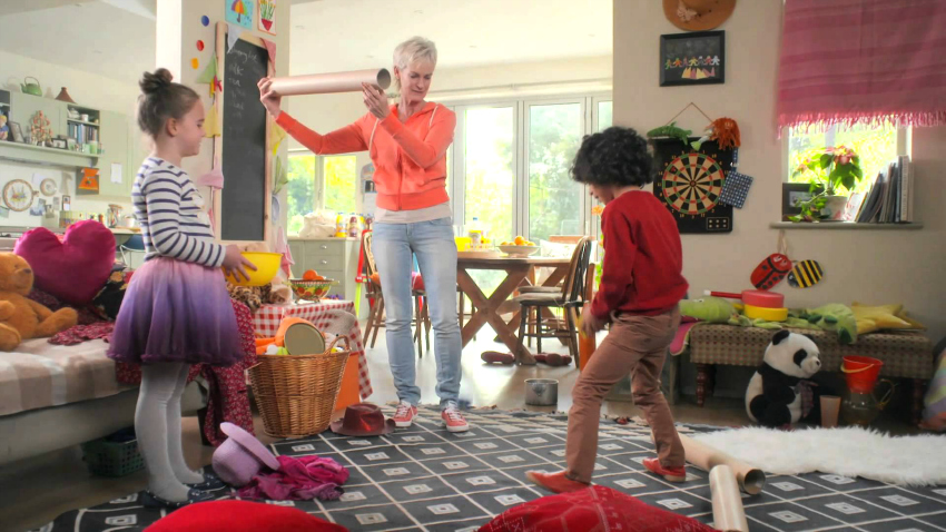 judy murray tennis tips for children