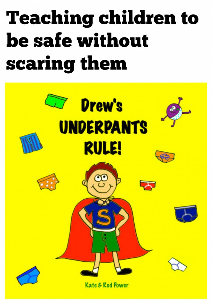 the underpants rule book