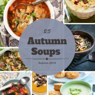25 autumn soups and broths