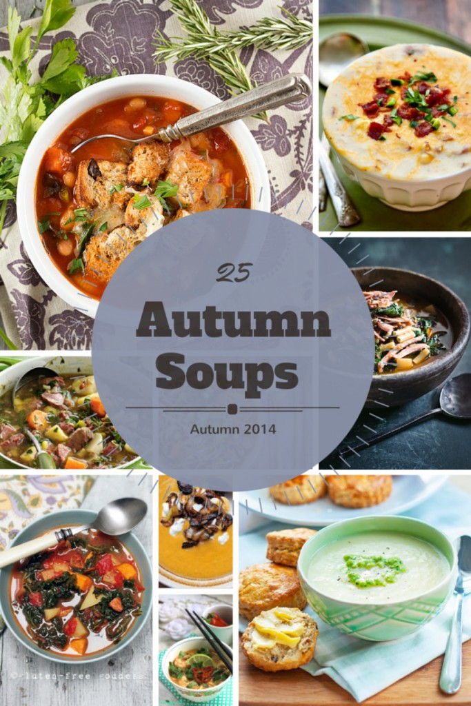 25 autumn soups and broths, autumn recipes, recipes for autumns, winter soups and broths, soup recipes