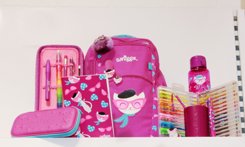 Smiggle back to school range Bristol Cabot Circus
