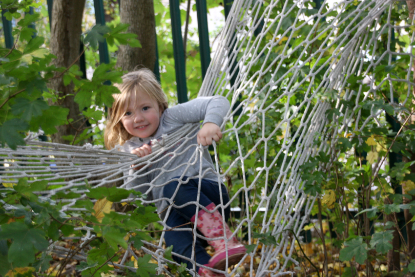 getting kids active - a trip to the local farm