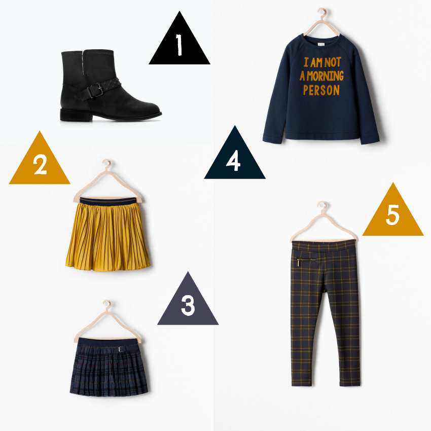 Zara kids haul, Zara Kids autumn winter 2014/1015