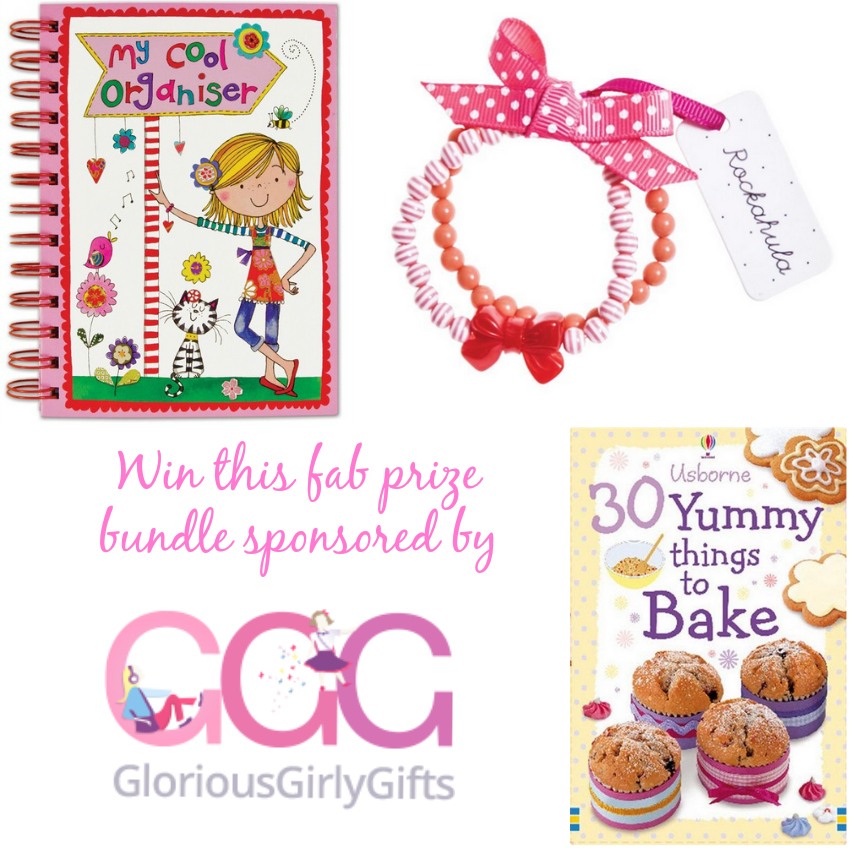 glorious girly gifts, gifts for girls, gift ideas for girls