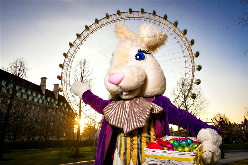 things to do in London at Easter, Easter activities at London museums